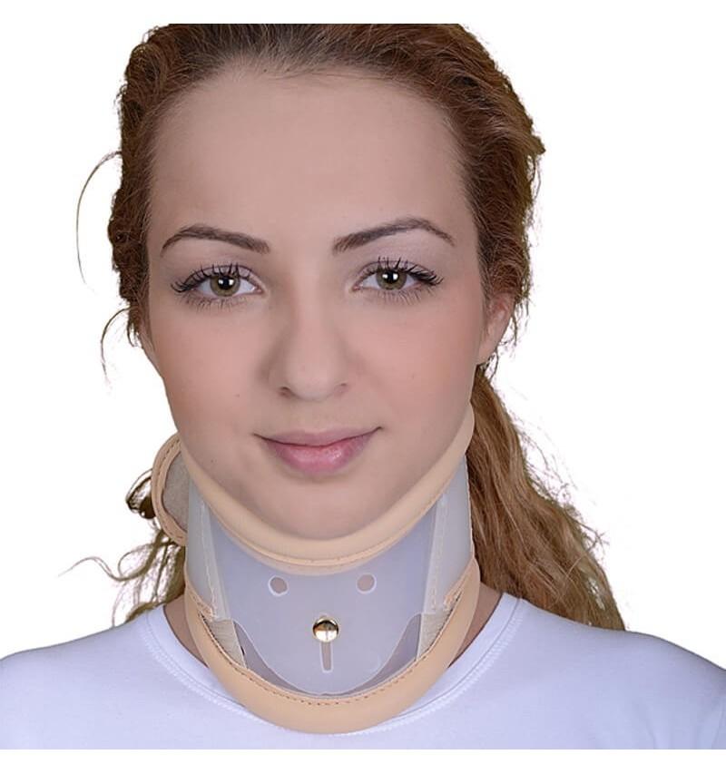 Guler cervical rigid fara suport barbie - ARN100