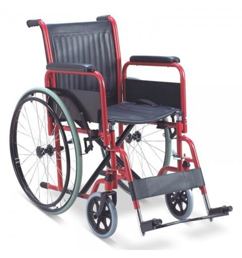 Carucior cu rotile, transport pacienti, actionare manuala - FS903-46