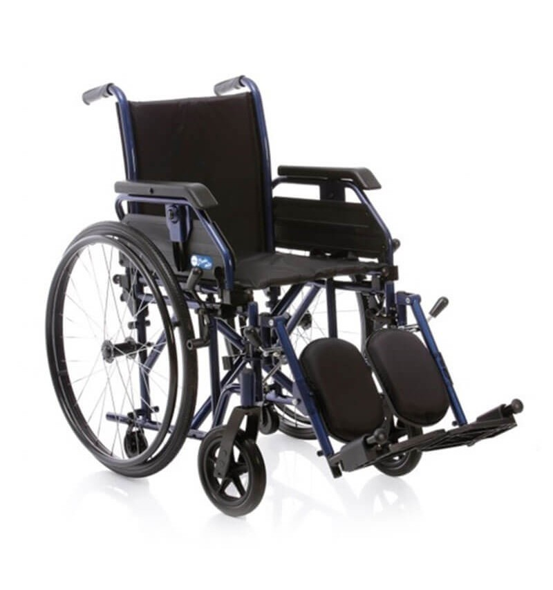 Carucior cu rotile, transport pacienti, actionare manuala - CP213 Comby Mille