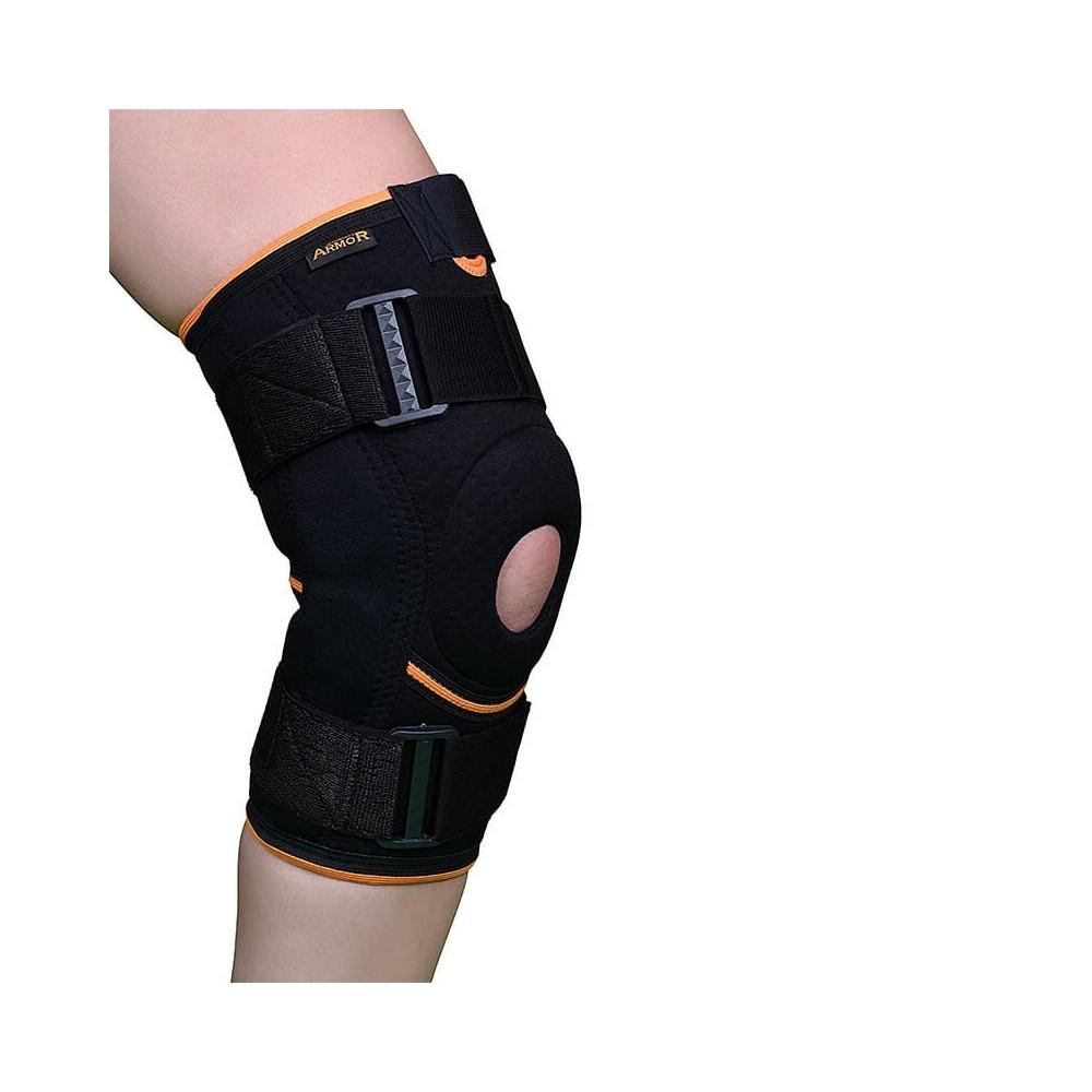 Orteza genunchi suport rotula si ligamente cu atela - ARK2104