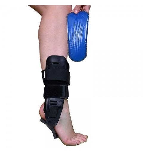 Glezniera cu suport plastic pentru imobilizare cu gel - ARA103