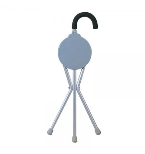 Baston cu scaun pliabil (inaltime 84 cm) - FS943L