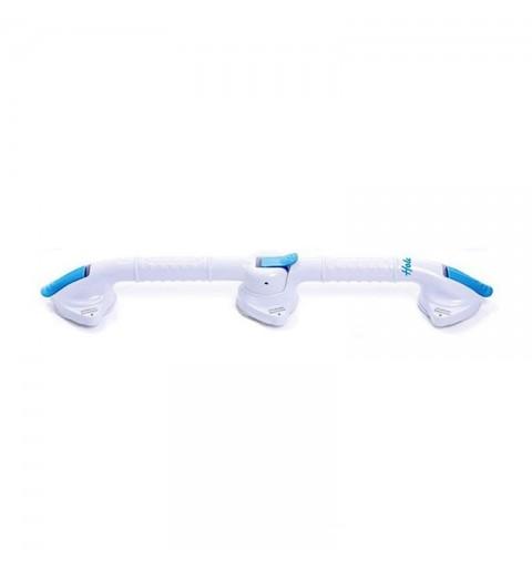 Maner de siguranta liniar/unghiular pentru baie, cu ventuza, din ABS - RS975-63