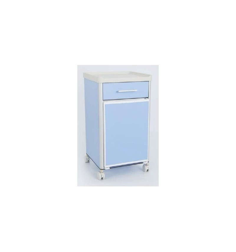 Noptiera cu sertar si frigider integrat DOL90105602