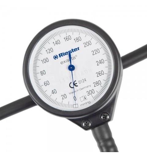 Tensiometru mecanic Riester exacta, inchidere cu carlig RIE1350-102