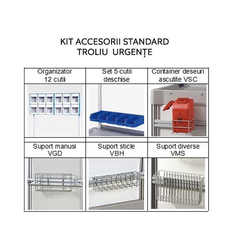 Kit accesorii standard pentru trolii