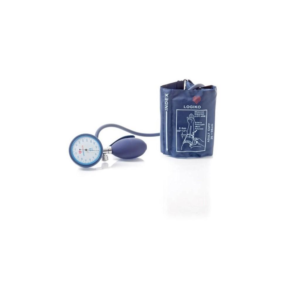 Tensiometru mecanic MORETTI cu manometru la para - DM347