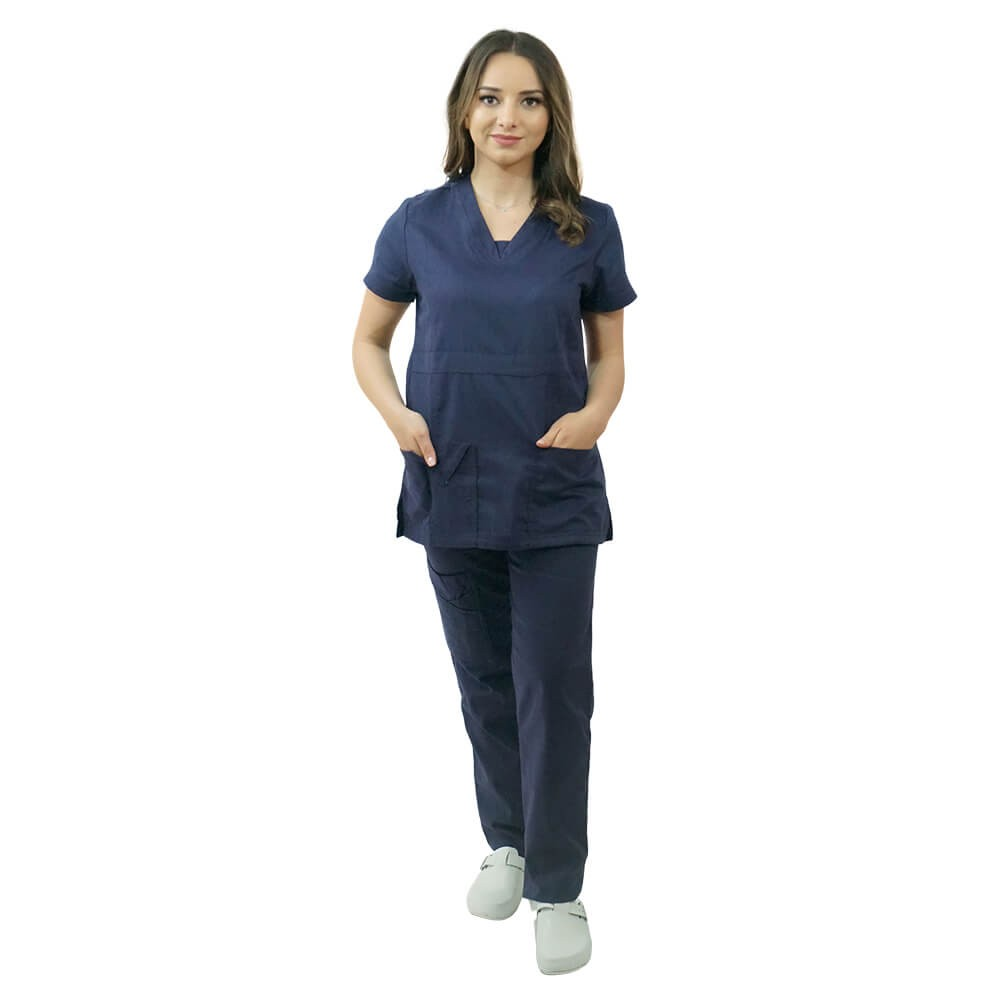 Costum medical Lotus 2, femei, 8076