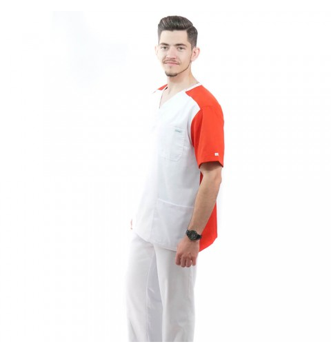 Costum medical Lotus 2, barbati, 8081