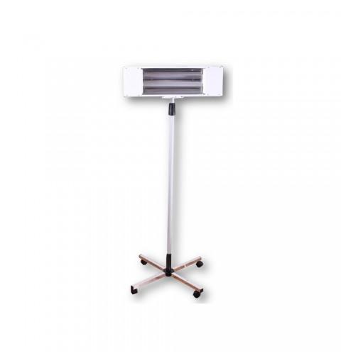 Lampa bactericida UV 2x55W pentru dezinfectat aer si suprafete