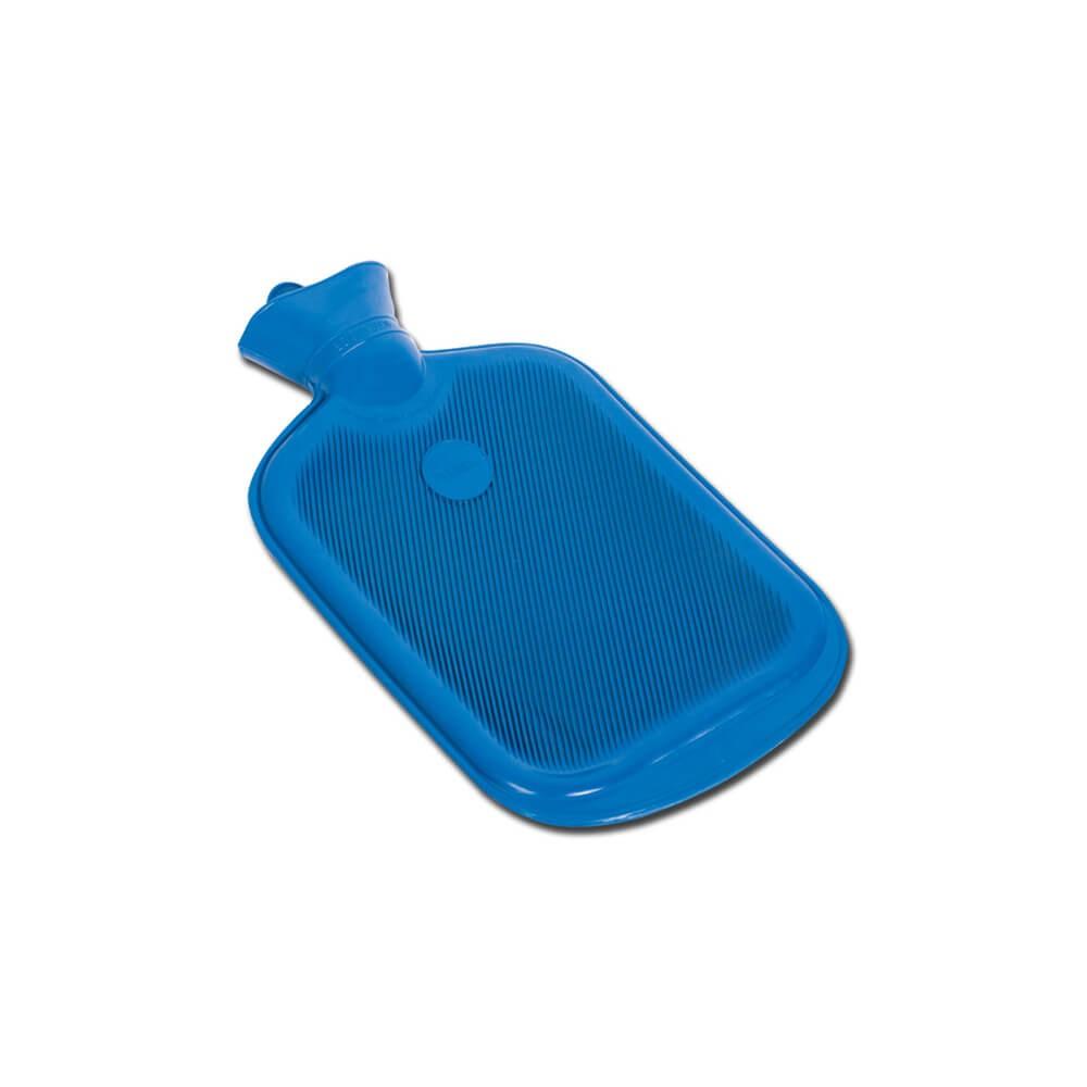 Punga din cauciuc pentru apa calda 2l, albastru - GMA28600