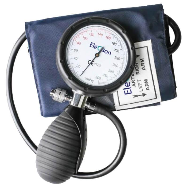 Tensiometru mecanic cu manometru la para Shock Proof Elecson HS201K1