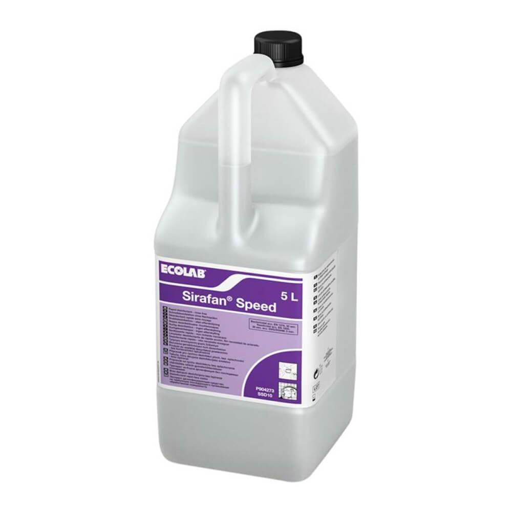 Dezinfectant Sirafan Speed, bactericid si fungicid, 5L