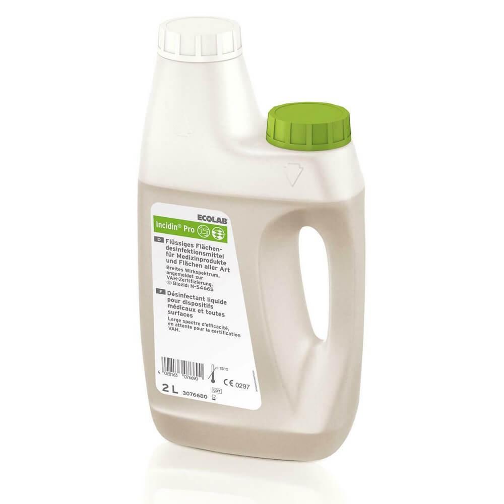 Detergent dezinfectant Incidicin Pro, 2L