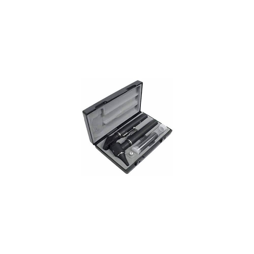 Oto-oftalmoscop Riester Ri-mini negru 2.5V HL- RIE3012