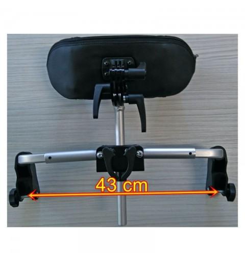 Tetiera carucior, suport pentru cap - CAR900