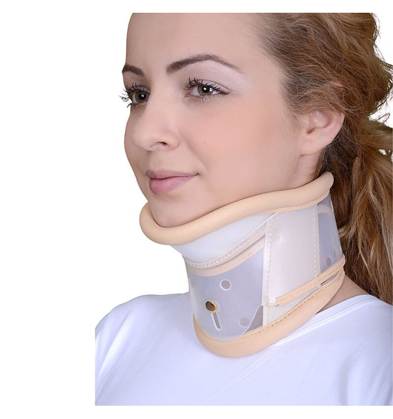 Guler cervical rigid cu suport barbie - ARN101