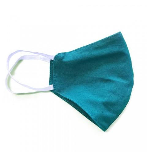 Masca de protectie textila, lavabila, reutilizabila, cu 2 straturi