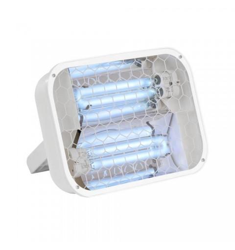 Lampa UV-C bactericida, pentru dezinfectarea suprafetelor, stativ si strap perete, 36W