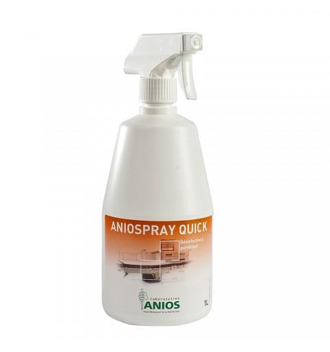 Dezinfectant rapid spray pentru instrumentar medical - ANIOSPRAY QUICK, 1000 ml