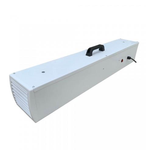 Lampa UV-C pentru dezinfectie aer, portabila, cu priza programabila