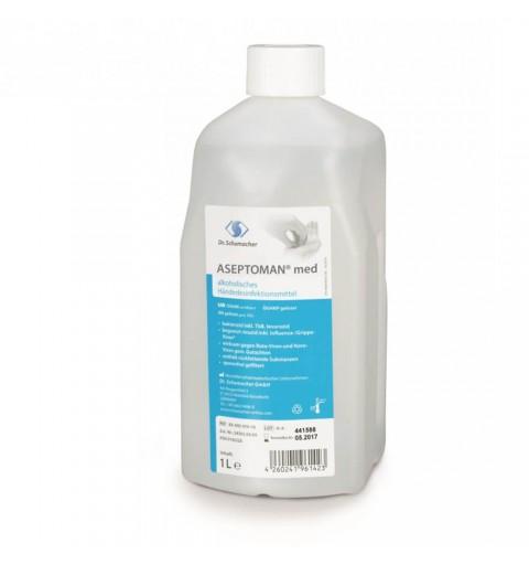 Dezinfectant lichid pentru maini Aseptoman, 1L