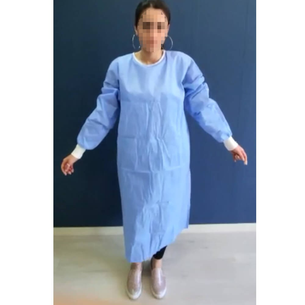 Halat chirurgical ranforsat steril - 40 gr