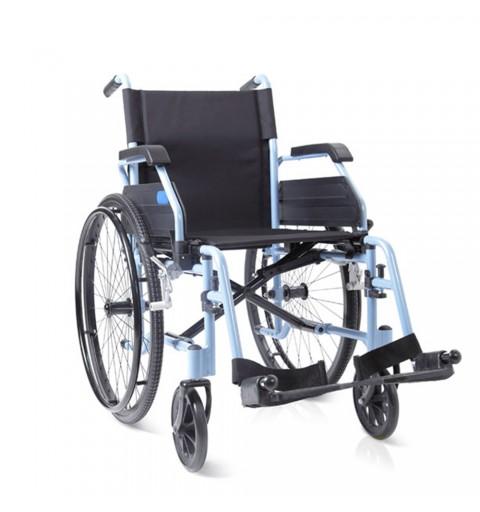 Carucior cu rotile, transport pacienti, actionare manuala - CP770 Helios Smart