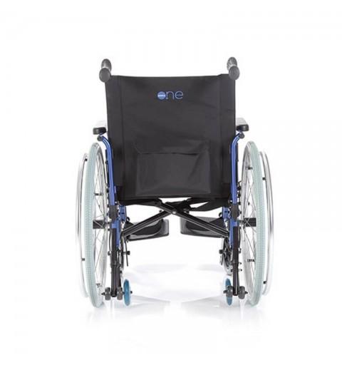 Carucior cu rotile pliabil din aluminiu, actionare manuala - CP740 Helios