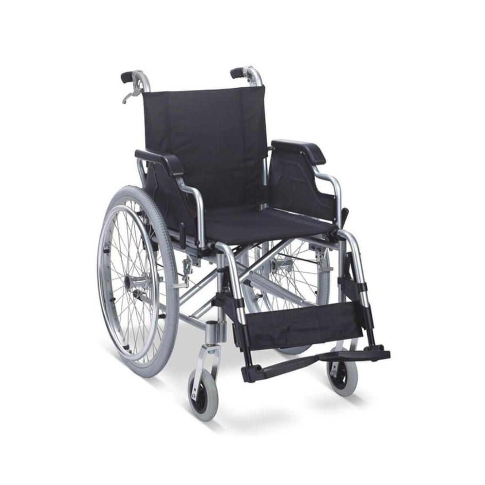 Carucior cu rotile, maner pe doua nivele, actionare manuala - FS908LJ-46