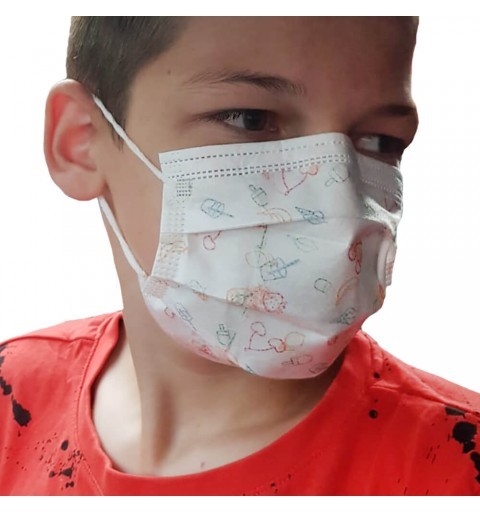 Masti protectie copii, Dr....