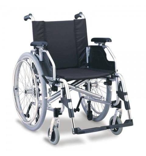Carucior cu rotile, transport pacienti, actionare manuala - FS959LQ-43