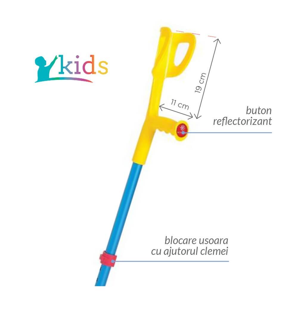 Carja anatomica pentru copii - RP700