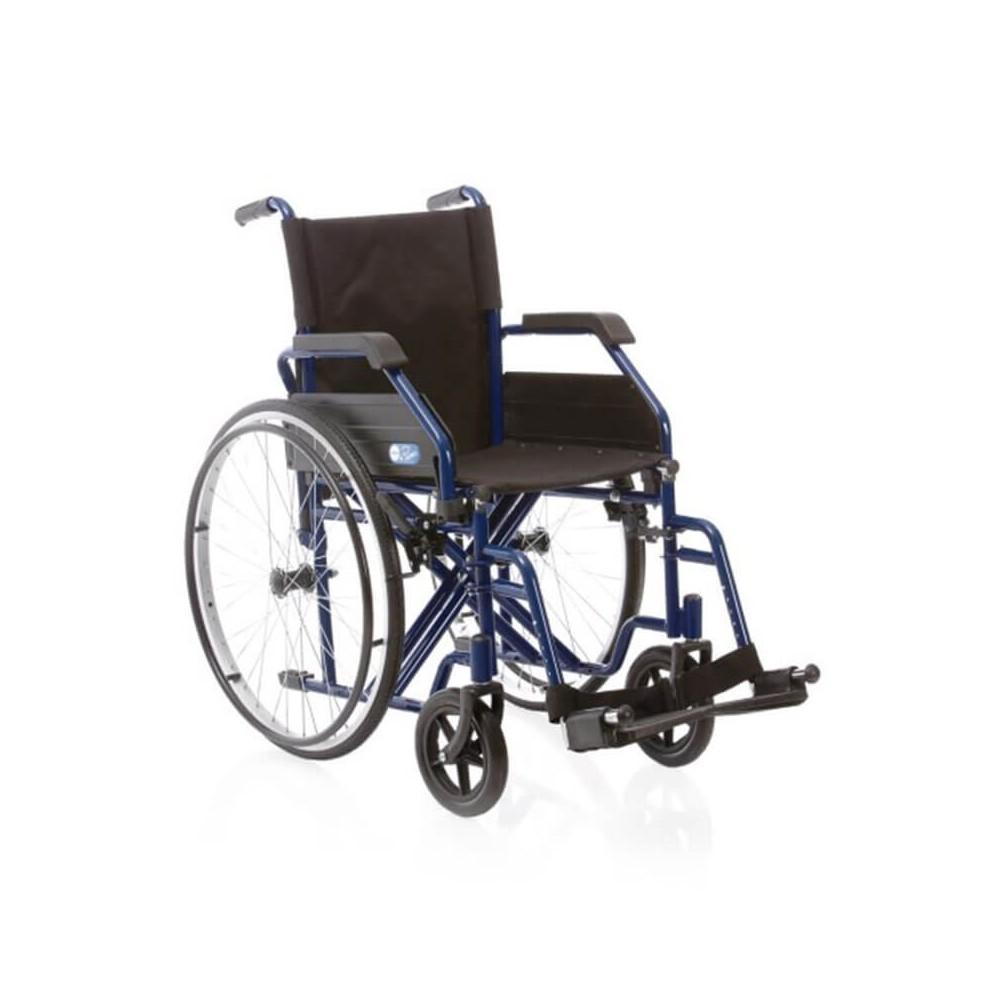 Carucior cu rotile, transport pacienti, actionare manuala - CP120 Prima