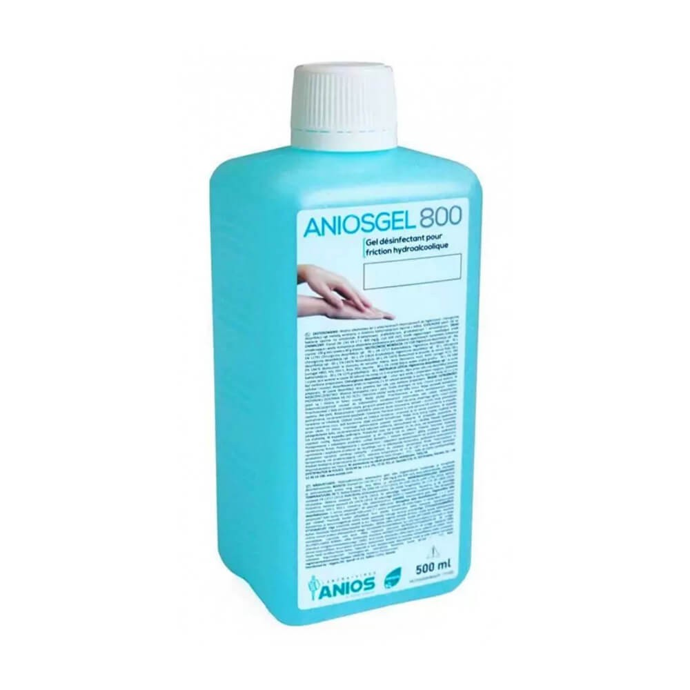 Dezinfectant pentru maini Aniosgel 800, 500 ml