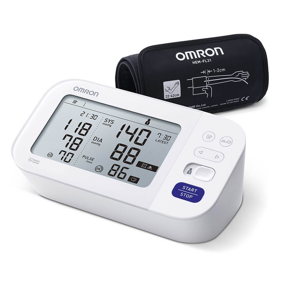 Tensiometru Omron M6 Comfort AFIB HEM-7360-E