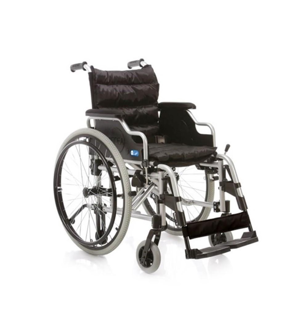 Carucior cu rotile din aluminiu, transport pacienti - CP710 Light 1