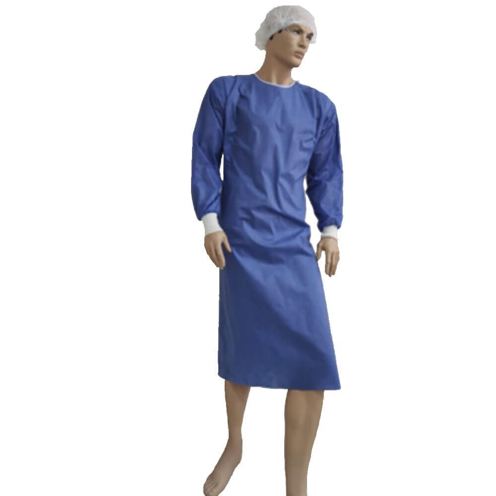 Halat chirurgical steril ALF 35 gr. si prosop