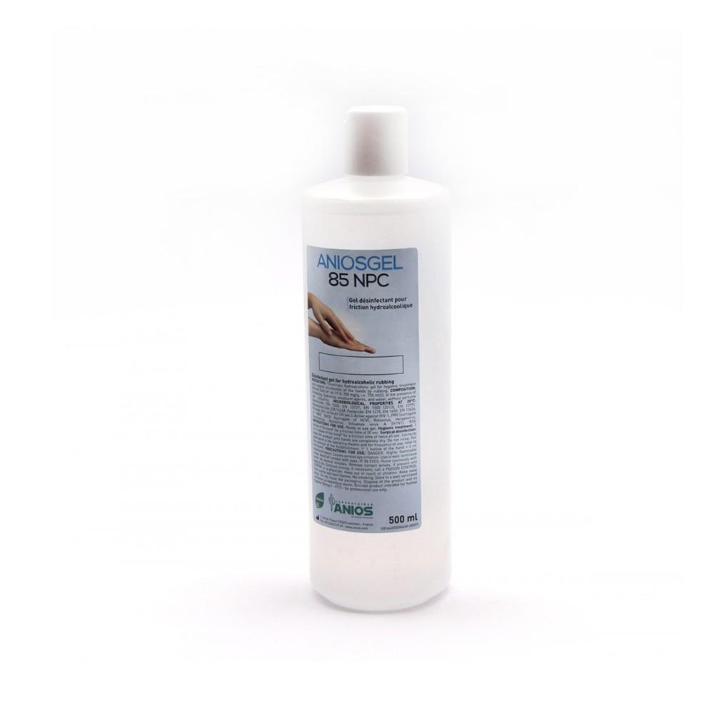 Dezinfectant gel antiseptic Aniosgel 85 NPC, 500 ml, cu picurator
