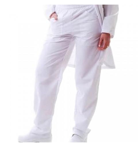 Pantaloni cu elastic si 2...