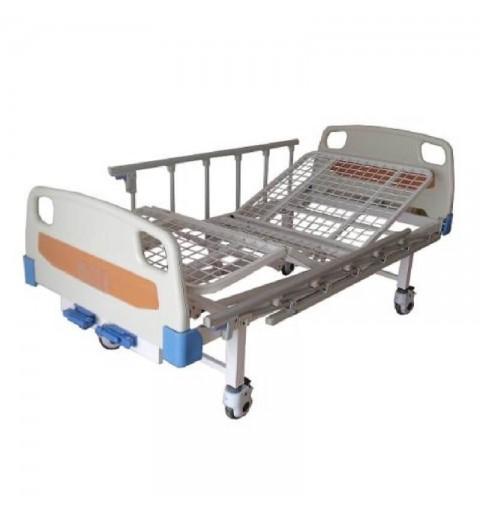 Pat de spital mecanic cu 2 sectiuni ajustabile - XHS20E