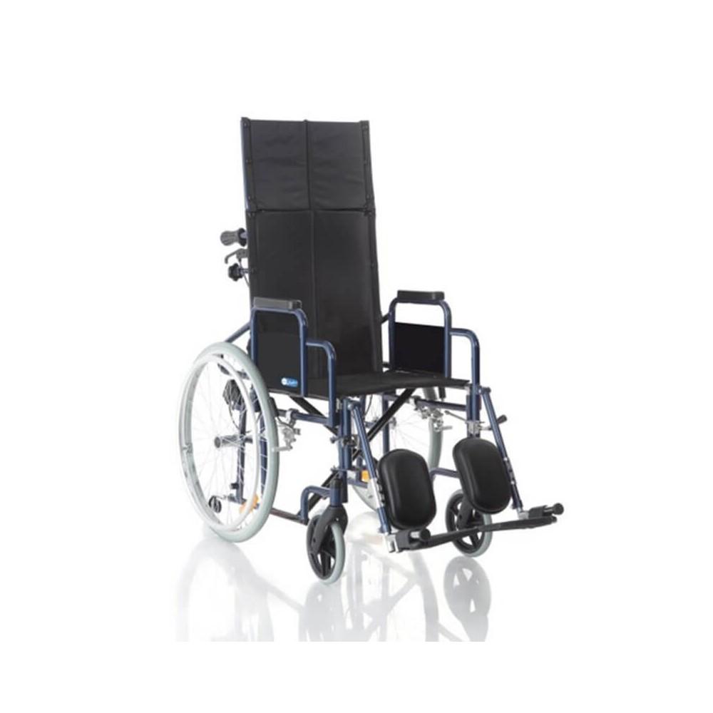 Carucior cu rotile pliabil cu structura din otel vopsit - CP800