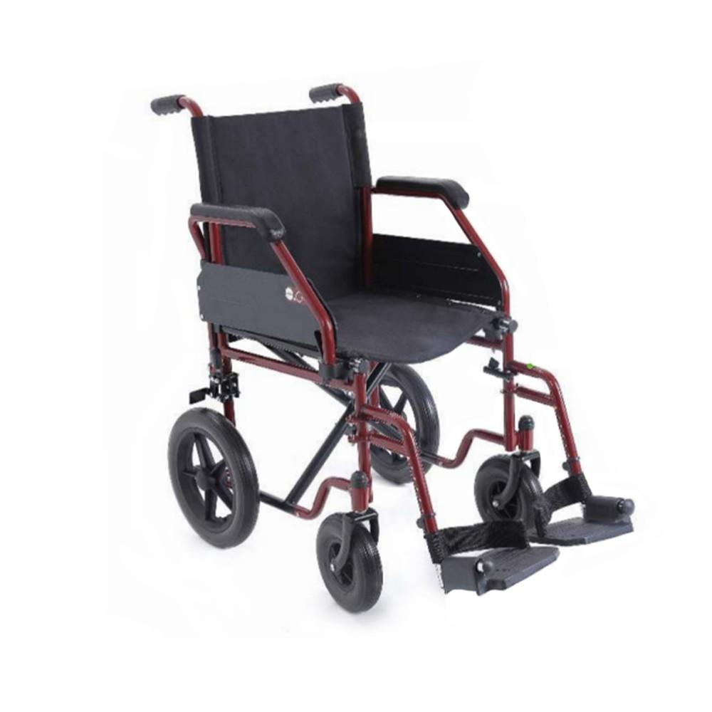 Carucior cu rotile tranzit, transport pacienti adulti - CP500R