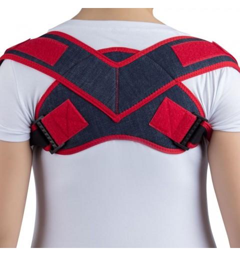 Orteza rigida cervico-toracica din jeans, Armor - ARJ311