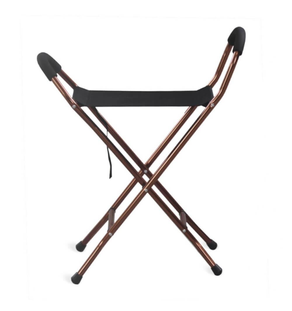 Baston cu scaun pliabil (4 picioare) - FS9111L