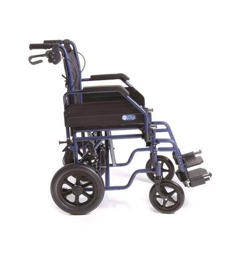 Carucior cu rotile tranzit, transport pacienti adulti - CP520 Go Up