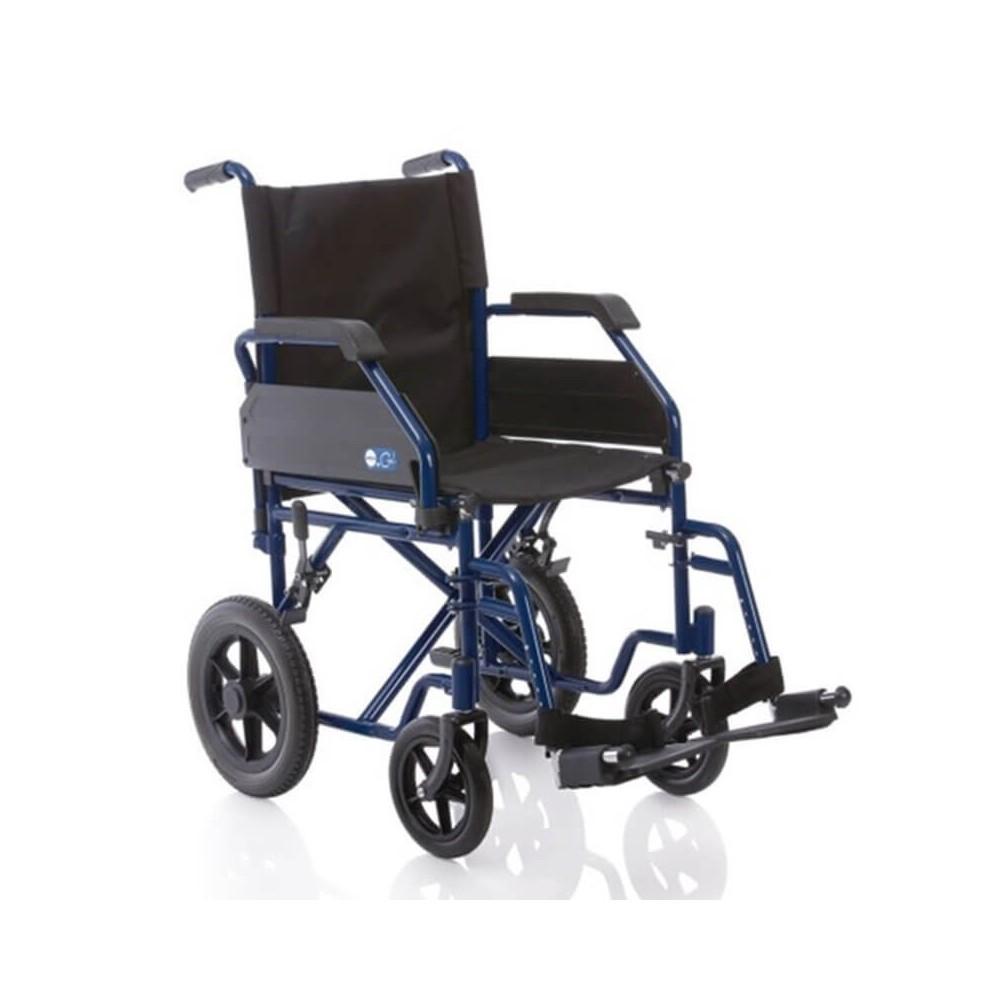 Carucior cu rotile tranzit, transport pacienti adulti - CP500 Go