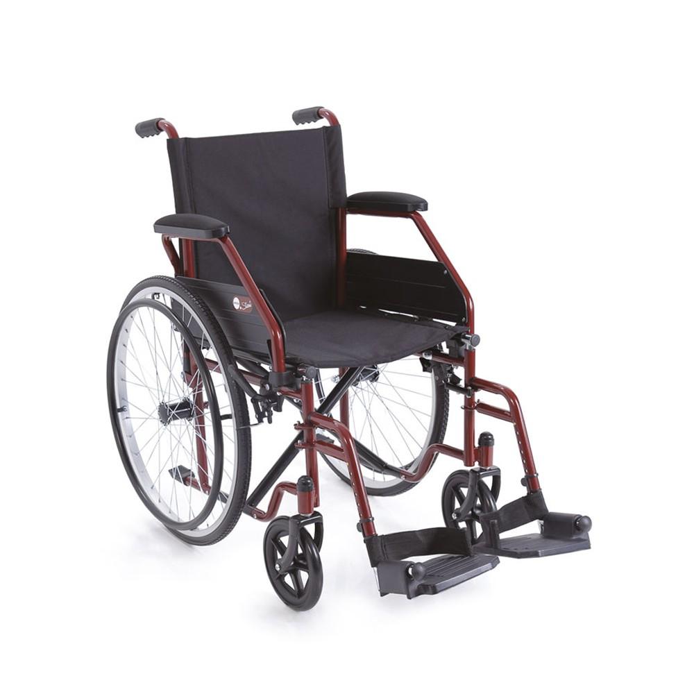 Carucior cu rotile, transport pacienti, actionare manuala - CP100R Start