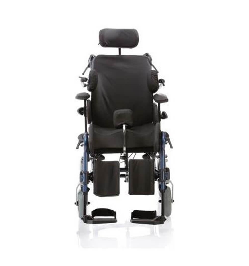 Carucior cu rotile multipozabil, cu actionare manuala, metal vopsit - CP900