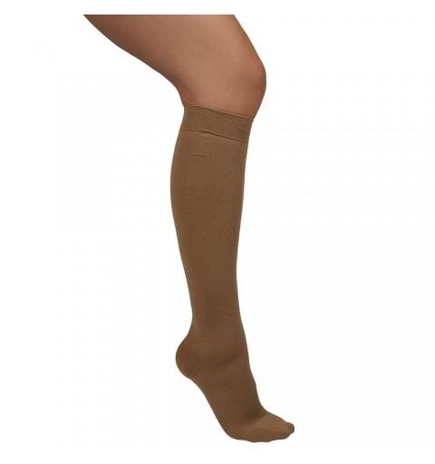 Ciorapi medicali pana la genunchi, cu varf inchis, 20-30 mmHg - ARS01A